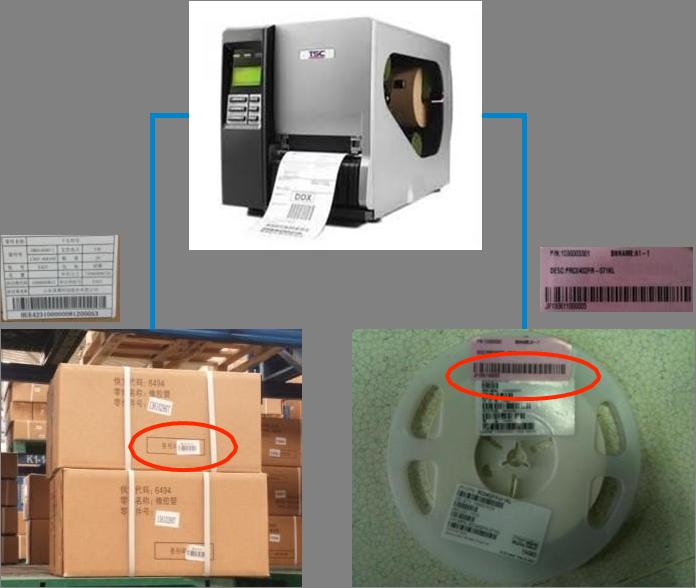 WMS仓库管理系统条码打印
